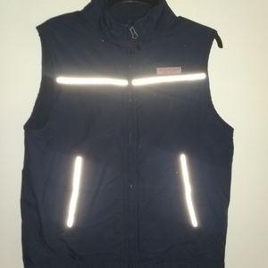 Vineyard Vines Men's Performance Vest Jacket Navy